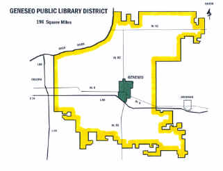 Geneseo Public Library District